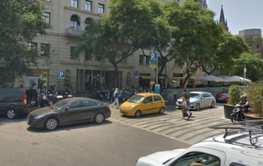 Reservar una plaza en el parking SABA Catedral