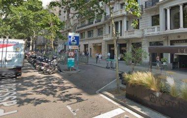 Reservar una plaza en el parking SABA BAMSA - Jardinets de Gracia