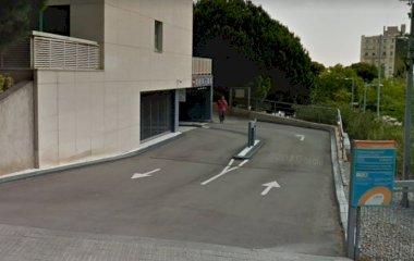 Reservar una plaza en el parking SABA Sant Joan de Déu