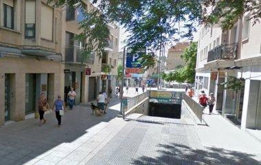 Reservar una plaza en el parking SABA Cal Font