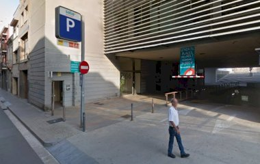 Reservar una plaça al parking SABA Can Xammar