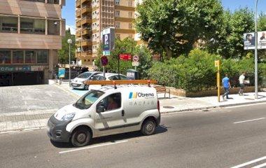 Reservar una plaza en el parking SABA El Firal