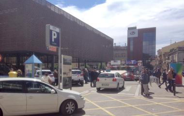 Book a parking spot in SABA Plaça Catalunya Figueres car park