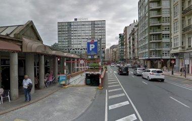 Reservar una plaza en el parking SABA Praza Pontevedra
