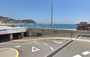 Reservar una plaza en el parking SABA Passeig de Mar
