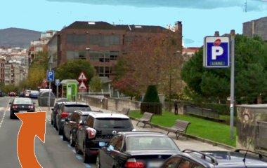 Забронируйте паркоместо на стоянке SABA Las Mercedes