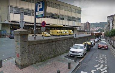 Reservar una plaça al parking SABA ADIF Estación Bilbao Renfe