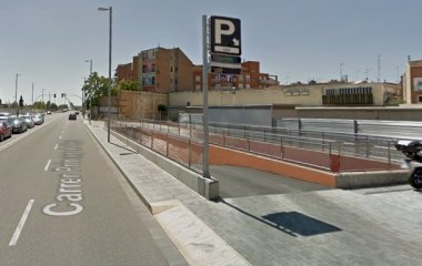 Book a parking spot in SABA ADIF Estación de Lleida Renfe car park