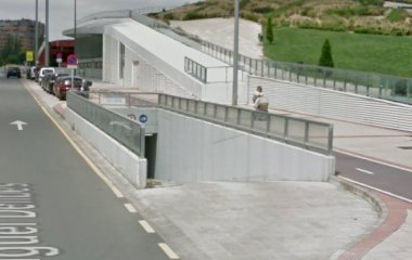 Reservar una plaça al parking SABA ADIF Estación Logroño Renfe