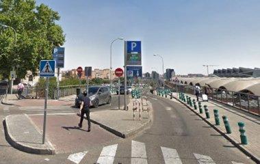 Reservar una plaza en el parking SABA ADIF Weekend Estación Madrid Atocha P2-P3 Renfe