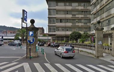 Réservez une place dans le parking SABA ADIF Estación Santiago de Compostela Renfe