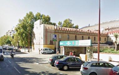 Reservar una plaza en el parking SABA ADIF Estación Autobuses Sevilla - Plaza de las Armas