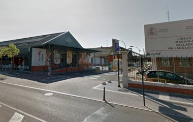 Reservar una plaça al parking SABA ADIF Estación Valladolid Renfe