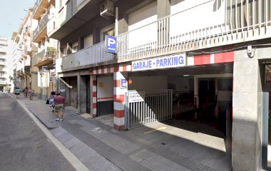 Reserveer een parkeerplek in parkeergarage Bretón - Gran de Gràcia