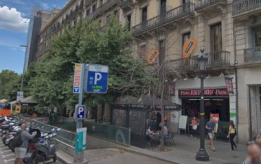 Réservez une place dans le parking SABA BAMSA Rambla Catalunya