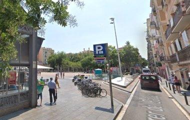 Забронируйте паркоместо на стоянке SABA BAMSA Barceloneta Centre