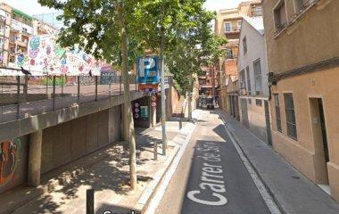 Reservar una plaza en el parking SABA BAMSA Siracusa - Gràcia