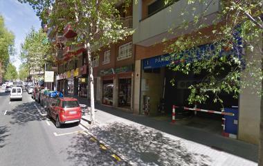 Parking Abapart Marina - Sagrada Família