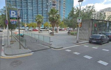 Book a parking spot in SABA BAMSA València Calabria car park