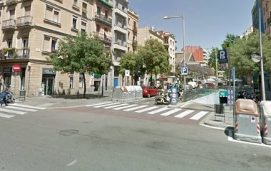 Book a parking spot in SABA BAMSA Vilardell - Hostafrancs car park