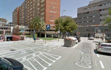 Reservar una plaza en el parking SABA Carles III - Diagonal - Sabino Arana