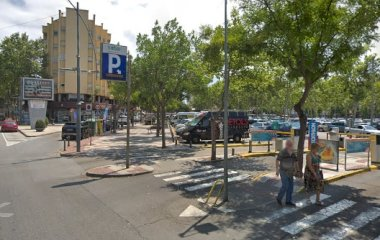 Book a parking spot in SABA Platja d'Aro car park
