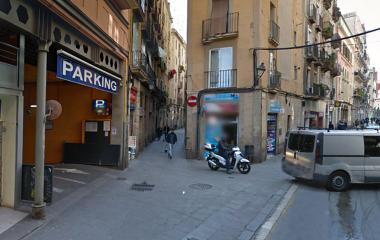 Book a parking spot in Nou Raval car park