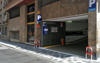 Parking República Argentina - Sant Gervasi