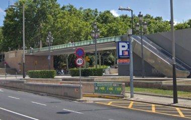 Reservar una plaza en el parking BSM Rius i Taulet - Fira Montjuïc - MULTI PASS