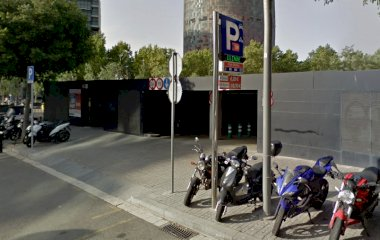 Book a parking spot in BSM Ona Glòries car park