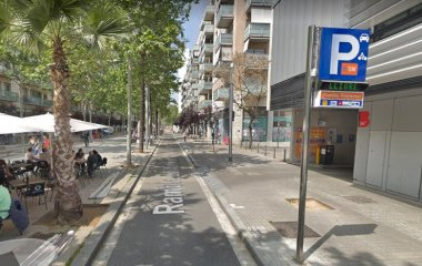 Book a parking spot in BSM Rambla Poblenou car park