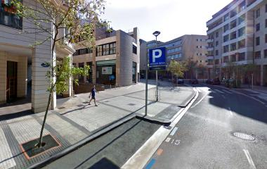 Reservar una plaza en el parking Antiguo Berri