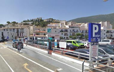 Reservar una plaça al parking SABA Cadaqués - Riera de Sant Vicenç