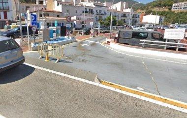 Prenota un posto nel parcheggio SABA Cadaqués - Riera de Sant Vicenç
