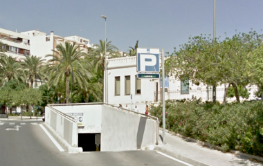 Reservar una plaza en el parking López Osaba