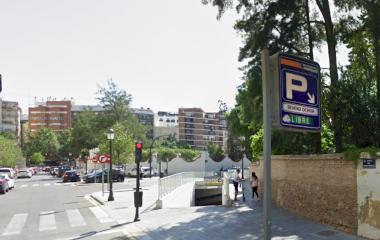 Reservar una plaza en el parking Severo Ochoa