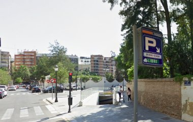 Parking Severo Ochoa