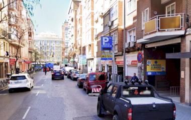Reservar una plaza en el parking Homely - Azcona