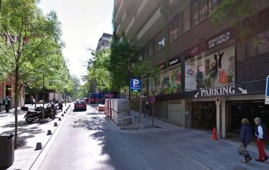 Reservar una plaza en el parking Homely - General Oraá