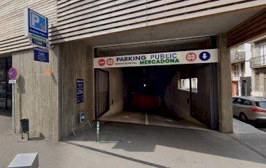 Reserveer een parkeerplek in parkeergarage Mercat de Sant Adrià