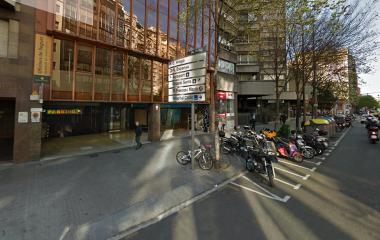 Reserve uma vaga de  estacionamento no NN Aragó