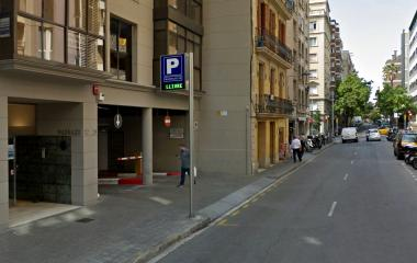 Book a parking spot in Madrazo 27 - Fremap Clínica del Pilar car park