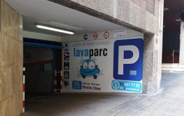 Book a parking spot in Bertran 75 - Putxet car park