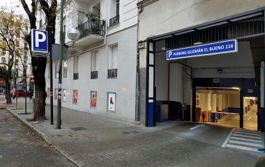Reservar una plaza en el parking San Andrés - Museo Salzillo