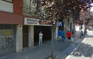 Book a parking spot in Juncà - Gapark - Poble Sec -Tardes car park