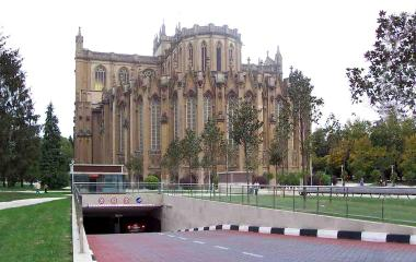 Reservar una plaza en el parking APK2 Catedral de Vitoria