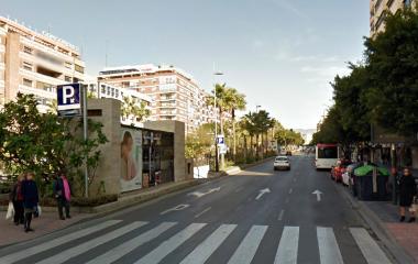 Book a parking spot in APK2 La Rambla II car park