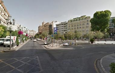 Book a parking spot in apk2 puerta real car park - Parking plaza puerta real en granada ...
