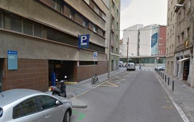 Reservar una plaza en el parking Causa - Fundación Puigvert