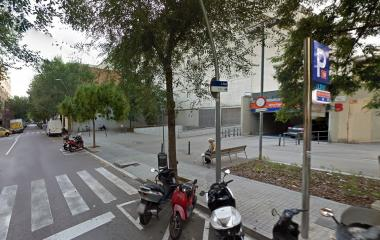 Book a parking spot in BSM Ciutat del Teatre car park